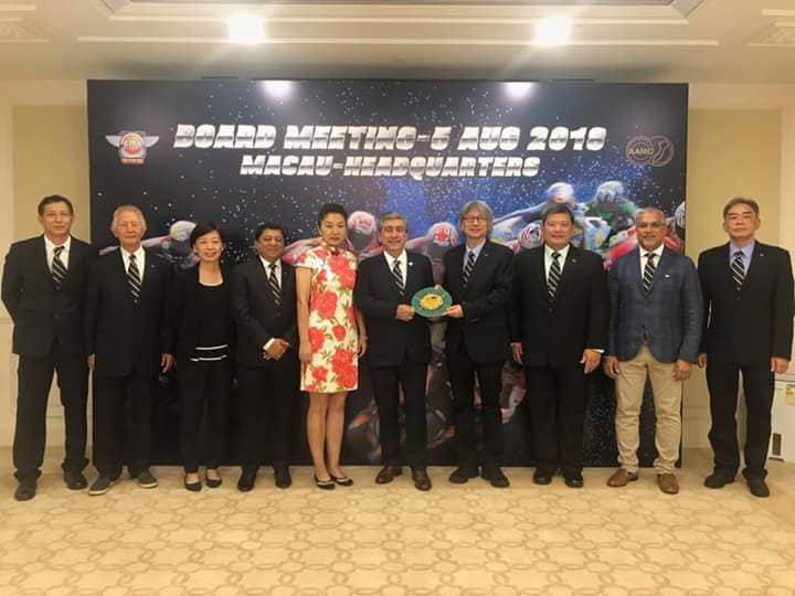 macau board meeting